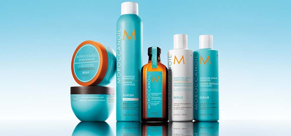 Get your Moroccan Oil at Angel Hair Salon in Gulf Shores, AL